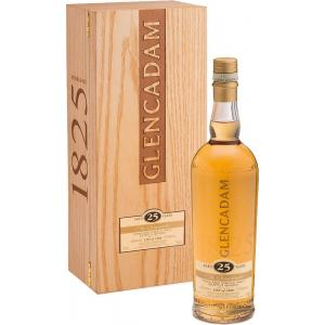 Glencadam Highland Single Malt Whisky The Remarkable 25 Years In Holzkiste