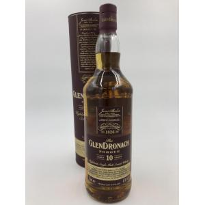 Glendronach 10 År The Forgue 1L