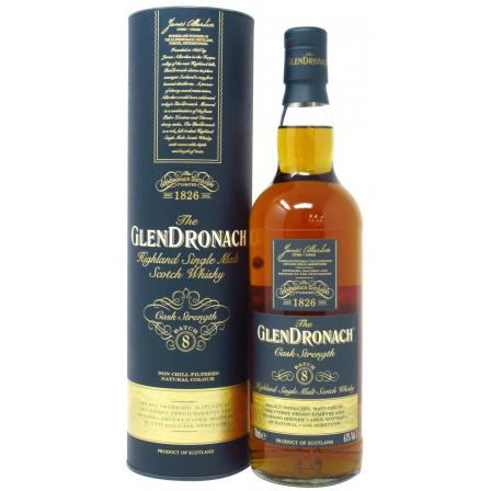 Glendronach Cask Strength Batch 8 10 Jaren