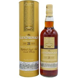 Glendronach Parliament Sherry Cask 21 Year old
