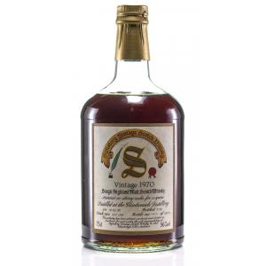 Glendronach Signatory Old Bottling 75cl 1970