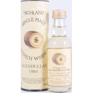 1984 Glendullan 11 Years Oak Cask 3475 Miniature Highland Single Malt Signatory Vintage 50ml