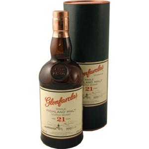 Glenfarclas Highland Scotch Whisky 21 Years
