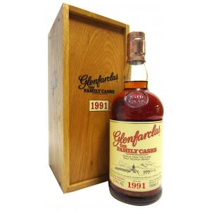 Glenfarclas The Family Casks 15 Year old 1991