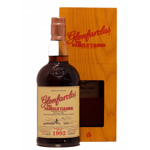 Glenfarclas The Family Casks 1992