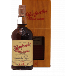 Glenfarclas The Family Casks 1987