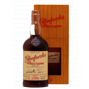 Glenfarclas The Family Casks 1986