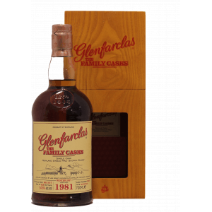 Glenfarclas The Family Casks 1981