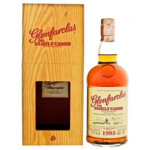 Glenfarclas The Family Casks 1993 2018