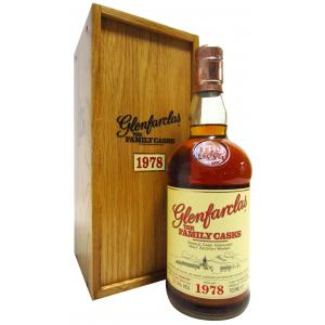 Glenfarclas The Family Casks 29 Year old 1978