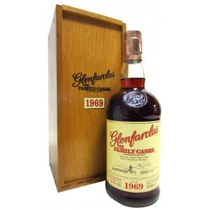 Glenfarclas The Family Casks 37 Year old 1969