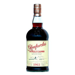 Glenfarclas The Family Casks 43 Year old 1963