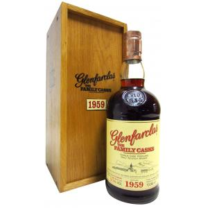 Glenfarclas The Family Casks 47 Year old 1959