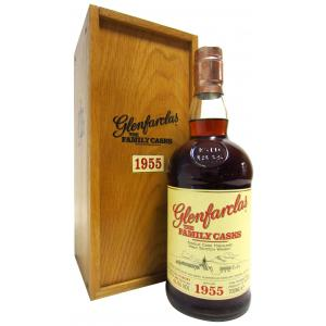 Glenfarclas The Family Casks 52 Year old 1955