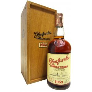 Glenfarclas The Family Casks 53 Year old 1953