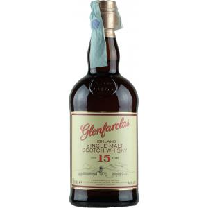 Glenfarclas Whisky Single Malt 15 Years
