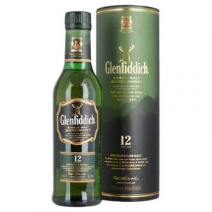 Glenfiddich 12 Year old 350ml
