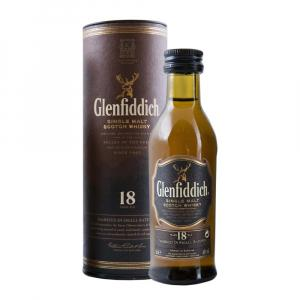 Glenfiddich 18 Year old 50ml