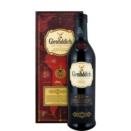 Glenfiddich 19 År Age Of Discovery Wine Cask