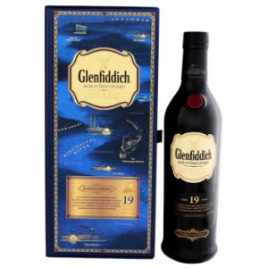 Glenfiddich 19 Years Age Of Discovery Second Edition Bourbon Cask Finish