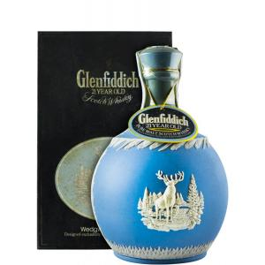 Glenfiddich 21 Anys Wedgwood Decanter 75cl
