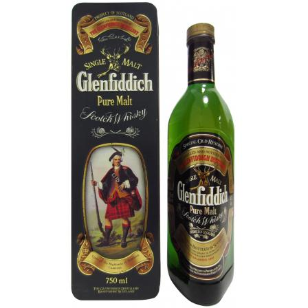 Glenfiddich Clans Of The Highlands Cameron 12 Anys 75cl