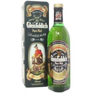 Glenfiddich Clans Of The Highlands Clan Kennedy 12 Year old 75cl
