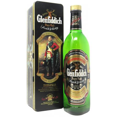 Glenfiddich Clans Of The Highlands Clan Sinclair 12 Anos
