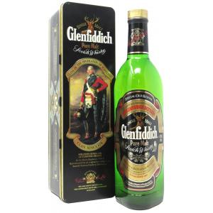 Glenfiddich Clans Of The Highlands Clan Sinclair 12 Anys