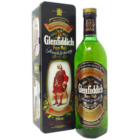 Glenfiddich Clans Of The Highlands The House Of Stewart 75cl