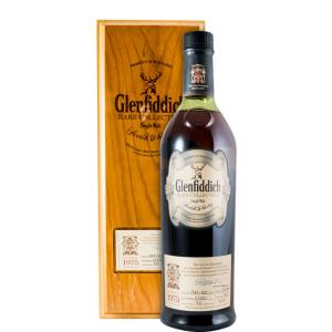 Glenfiddich Rare Collection 1975