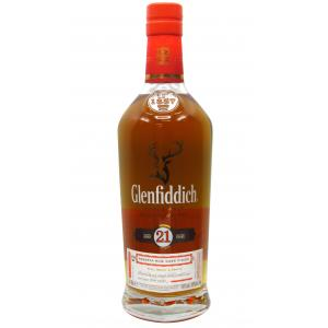 Glenfiddich Reserva Rum Cask Finish Unboxed 21 Year old