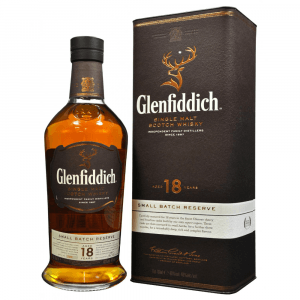 Glenfiddich Small Batch Reserve 18 Anos