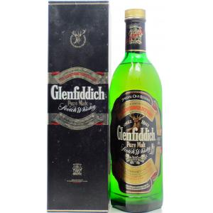 Glenfiddich Special Old Reserve Old Bottling 75cl