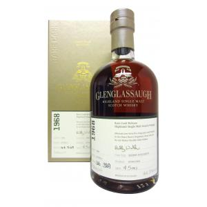 Glenglassaugh Rare Cask Release 45 Year old 1968