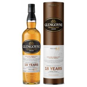 Glengoyne 18 Years New Label