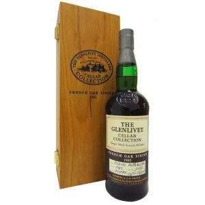 Glenlivet Cellar Collection French Oak Finish 20 Years 75cl 1983