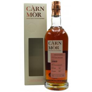 Glenlossie Carn Mor Strictly Limited Single Cask 12 Year old 2009