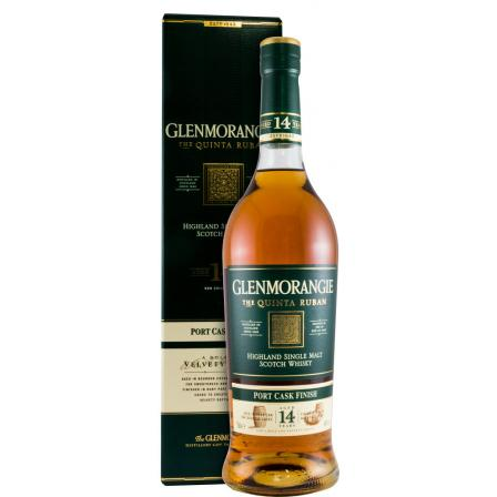 Glenmorangie 14 Jaren Quinta Ruban Port Cask Finish