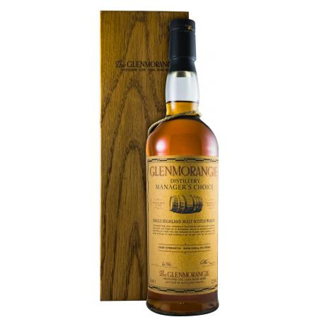 Glenmorangie Manager's Choice 1987