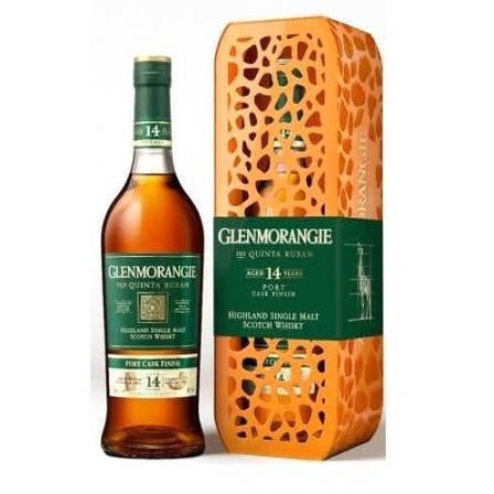 Glenmorangie The Quinta Ruban 14 Anni Giraffe Tin