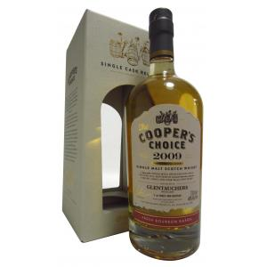 Glentauchers Coopers Choice Single Cask 7 Year old 2009