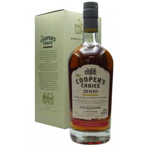 Glentauchers Cooper's Choice Single Cask 9 Year old 2009