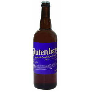 Glutenberg Imperial India Pale Ale 75cl