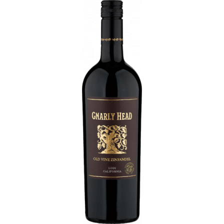 Gnarly Head Old Vine Zinfandel 2017