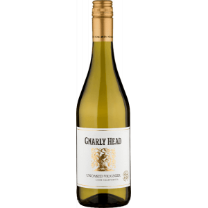 Gnarly Head Unoaked Viognier 2018