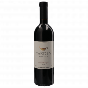 Golan Heights Winery Yarden Cabernet Sauvignon 2016