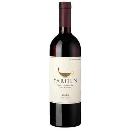 Golan Heights Winery Yarden Merlot 2016
