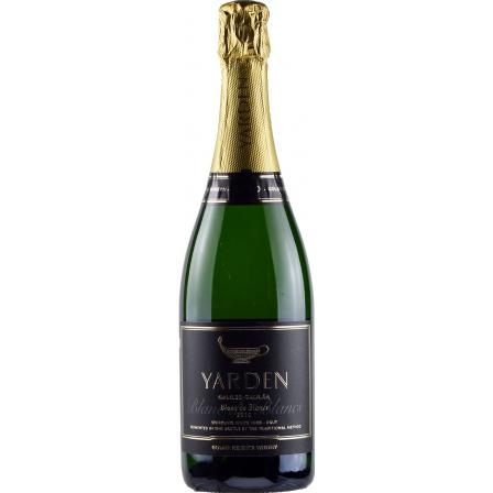 Golan Heights Yarden Winery Blanc de Blancs Brut 2010