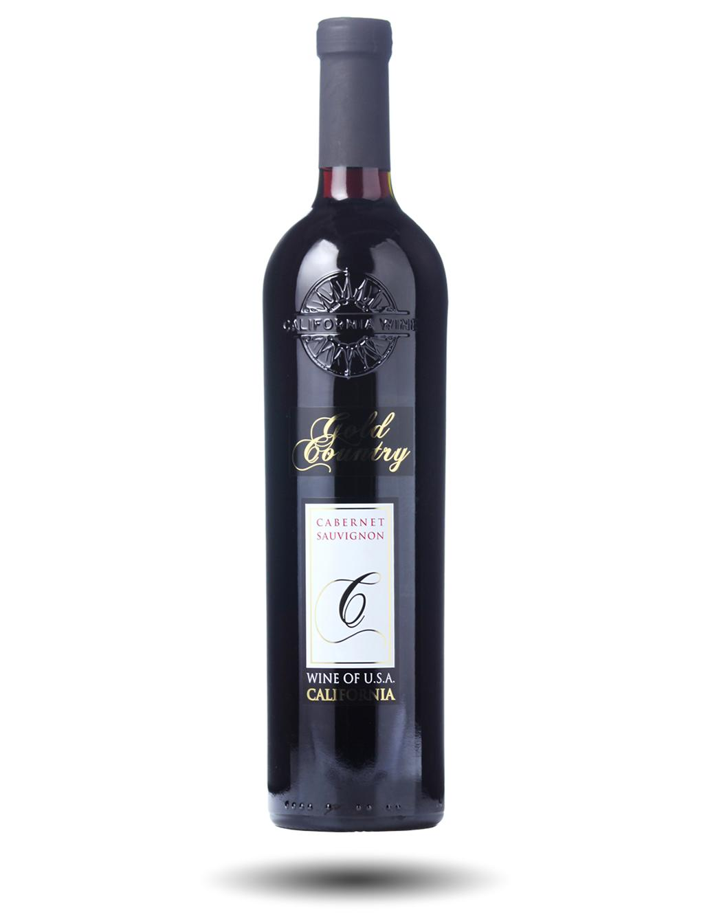 Buy 2016 gold country cabernet sauvignon california for California wine